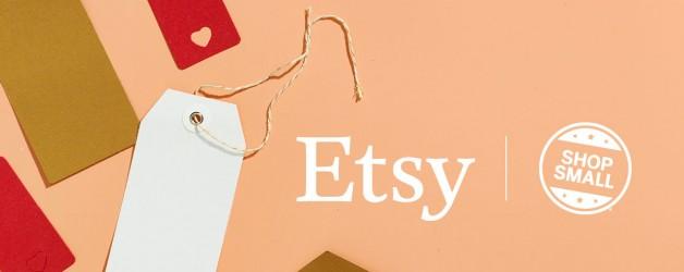 Prekyba Etsy platformoje.